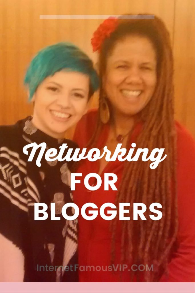 Networking for Bloggers