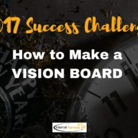 How to Make a Vision Board for 2017
