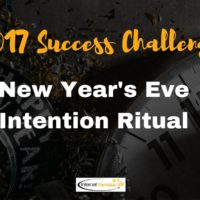New Year's Eve Intention Setting Ritual