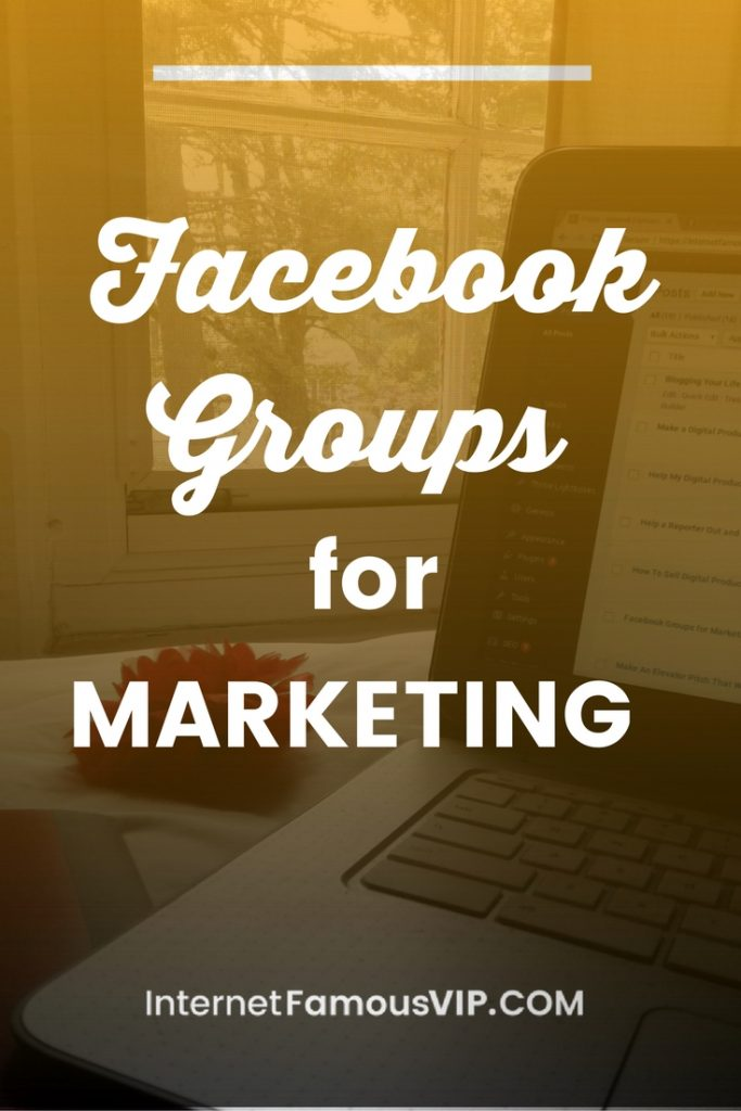 Facebook Groups for Marketing: The How-To's