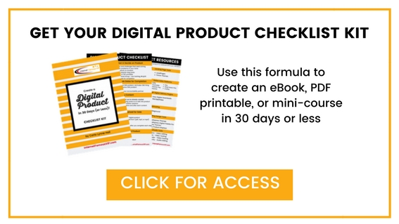 create digital product