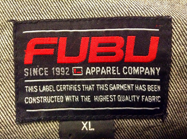 black fashion bloggers and fubu apparel company