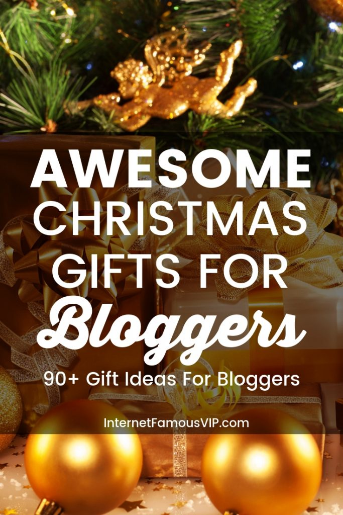 90+ Awesome Christmas Gifts for Bloggers – Suggested by Real Bloggers!