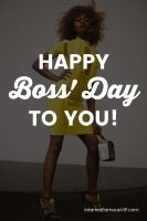 National Bosses Day: Be Your Own Boss