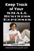 Keep Track Business Expenses
