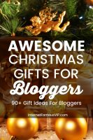 90+ Awesome Christmas Gifts for Bloggers - Suggested by Real Bloggers!