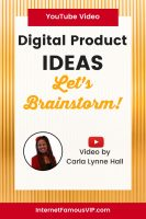 Digital Product Ideas: Let's Brainstorm!